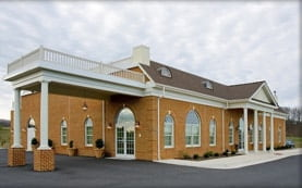Charlton Groom Funeral Home, Waynesboro - Medical Construction in Virginia