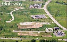 Commercial Construction Developments at Gateway, Waynesboro, Virginia