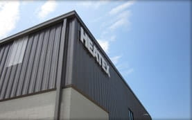Commercial Construction Developments at Heatex America, Natural Bridge, VA