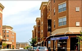 Virginia Mixed Use Building Development by Pinnacle Corporation - Midtown Square, Farmville, Va