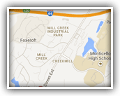 Get Directions to Construction Contractor Pinnacle Construction in Charlottesville VA