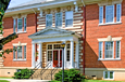 Historic Maple Manor Apartments in Chase City, Virginia - An Historic Building Construction