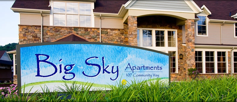 Big Sky Apartments, Staunton, Virginia - Multifamily Construction by Pinnacle