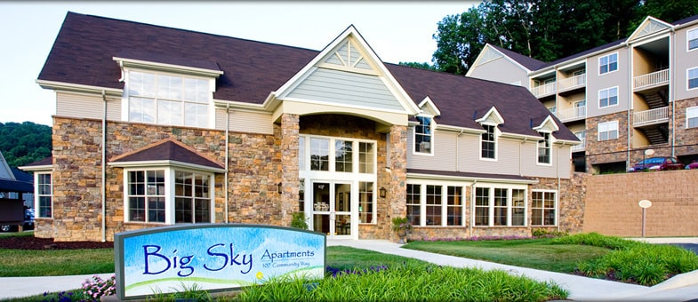Multifamily Construction Development - Big Sky Apartments, Staunton, Virginia