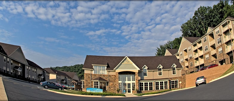 Virginia Multifamily Building - Big Sky Apartments, Staunton