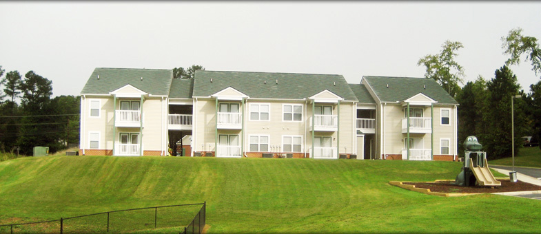 Virginia Multifamily Construction - Brunswick Village, Lawrenceville, Virginia