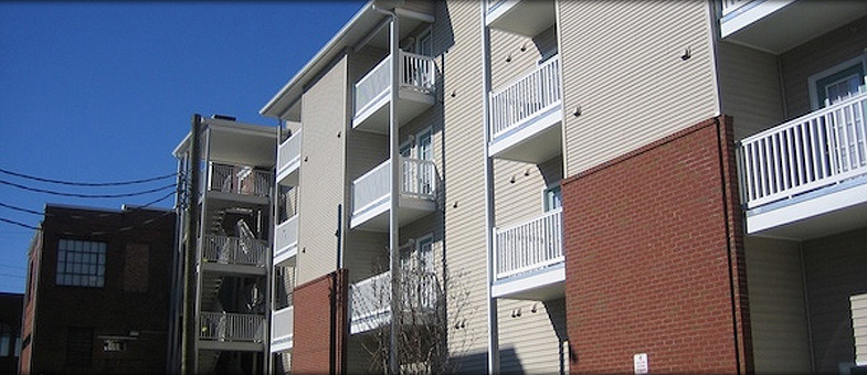Imani Mews and Retail, Richmond, Virginia - Mixed Used Construction and Development