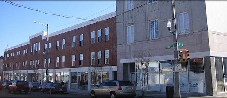 Virginia Mixed Use Contractors - Pinnacle Construction - Imani Mews and Retail, Richmond