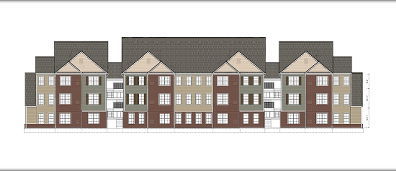 Multifamily Construction - The Lofts at Jubal Square, Winchester, Virginia