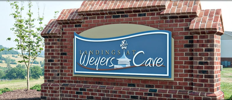 Virginia Multifamily Construction Developments - The Landings at Weyers Cave