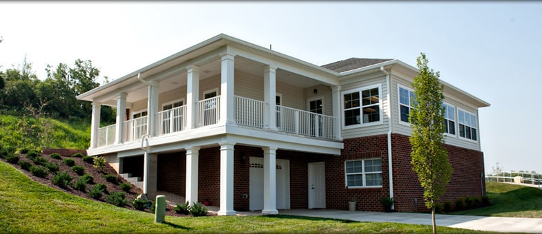 The Landings at Weyers Cave, Virginia - Multifamily Construction