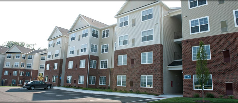 Multifamily Construction Development at The Landings at Weyers Cave, Virginia