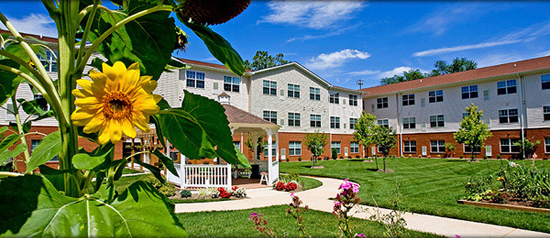 Virginia Senior Living Construction - Moffett Manor, Warrenton