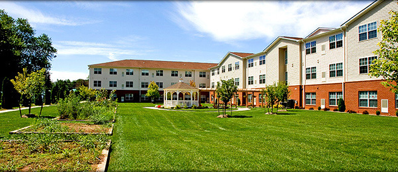 Warrenton, Virginia Senior Living Building Construction - Moffett Manor, Warrenton
