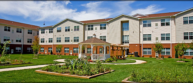 Virginia Senior Living Building Construction - Moffett Manor, Warrenton