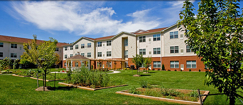 Senior Living Building Construction in Virginia - Moffett Manor, Warrenton