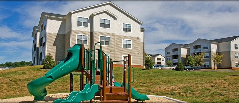 Multifamily Building Construction - the Greens at Northridge, Culpeper