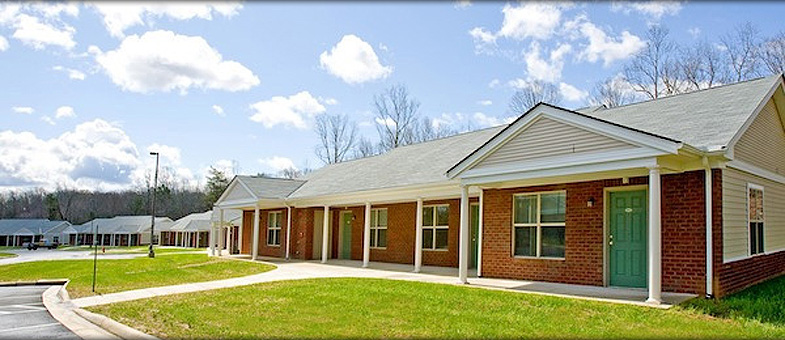 Senior Living Construction by Pinnacle - Parc Crest, Farmville, Virginia