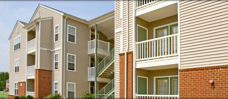 Virginia Multifamily Builing Contractor - Pinnacle Construction - Poplar Forest Apartments, Farmville
