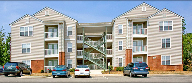 Poplar Forest Apartments, Farmville, Virginia - Multifamily Builders - Pinnacle Construction
