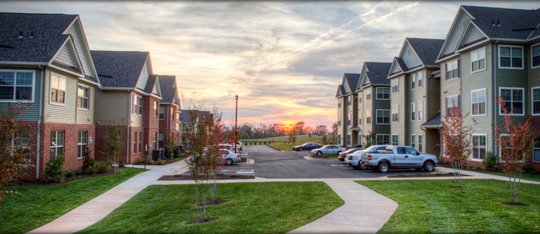 Virginia Multifamily Construction - Round Hill Meadows, Orange
