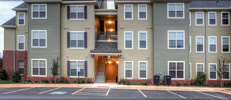 Virginia Multifamily Builing Contractor - Pinnacle Construction - Round Hill Meadows, Orange