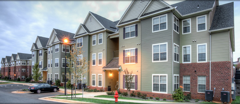 Orange, Virginia Multifamily Building Developer - Round Hill Meadows