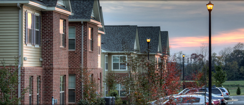 Round Hill Meadows, Orange - A Virginia Multifamily Construction by Pinnacle