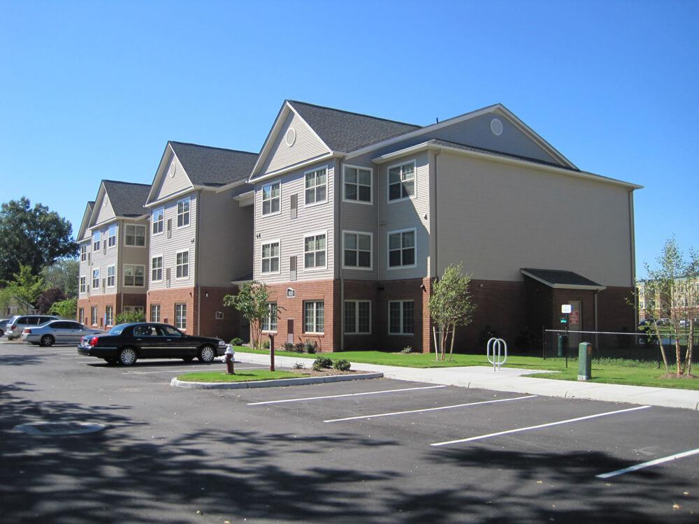 Wilsondale Apartments, Hampton, Virginia   Mixed Use Building Development  By Pinnacle Construction