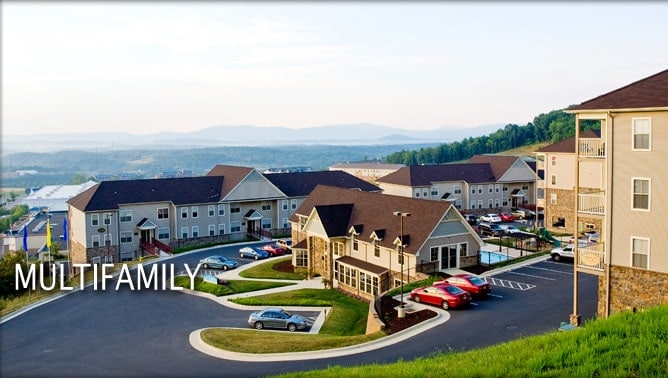 Multifamily Construction in Charlottesville Va